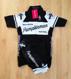 Pumpkinman Triathlon Festival cycle kits
