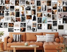 Moments Collage Kit Wall Decor Prints with 50/100 beautiful posters of men and women, love, care, and emotions. Create a beautiful, unique-looking bedroom with this wall collage. Why are people buying collage kits from us? Color-coordinated, stylish poster kits. Immediate results. Your room. Your way. No design skills needed. Free US shipping with DHL Express. 1800+ rooms changed. It all starts with a blank wall. Put a collage kit on it. Use all of them or some of them, complete the kit with… Girl Bedroom Designs, Girls Bedroom, Photo Wall Collage, Picture Wall, Teen Room Decor, Beautiful Posters, Fashion Collage, Aesthetic Collage, Blank Walls