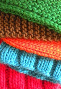#tricot #knit #stitch #mailles
