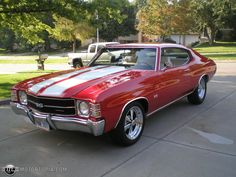 1970 Muscle Car Photos | 1970 Chevrolet Chevelle SS | Muscle Car Specifications & Pics