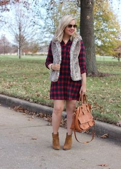 Mad for Plaid…