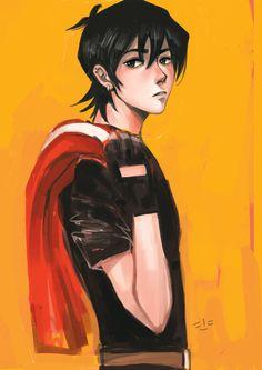 Keith, Voltron