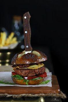 Angus Burger, la hamburguesa gourmet más exquisita del mundo.