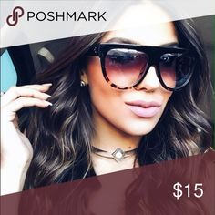 OVERSIZED CATEYE BROWN SUNGLASSES Oversized Style Sunglasses Break your banging Celebrity Sunglasses out, Guaranteed you will turn heads!! Suitable for Face Shape: Round, Long, Square, Oval Face  SHIP ASAP!!  PLEASE SPECIFY HOW MANY PAIRS YOU NEED! THANK YOU Accessories Glasses