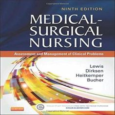 Test bank for Stock Image Medical Surgical Nursing Assessment and Management of Clinical Problems,9th Edition