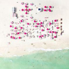 Antoine Rose - Up in the air Miami Beach - Beach Candies