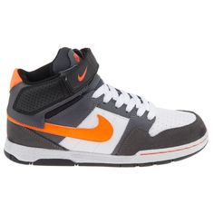 Nike Boys' 6.0 Mogan Mid 2 Athletic Lifestyle Shoes
