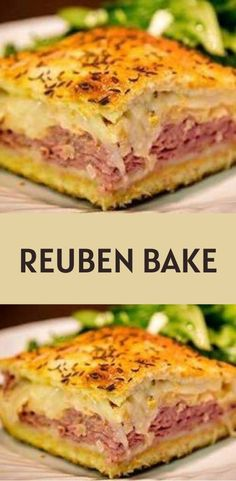 Ingredients 2 tubes 8 ounces each of refrigerated crescent rolls 1 pound of sliced swiss cheese pounds of sliced deli corned beef Crescent Rolls, Crescent Roll Recipes, Reuben Casserole, Cabbage Casserole, Corned Beef Recipes, Baked Corned Beef, Cooking Recipes, Healthy Recipes, Healthy Food