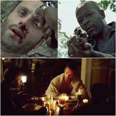 Rick with Morgan and Duane