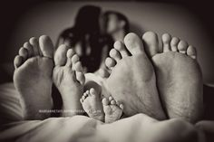 Newborn photo idea