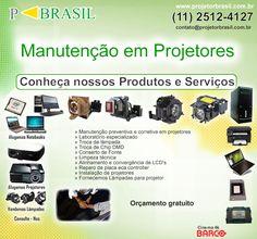 :: ASSISTÊNCIA TÉCNICA PROJETOR BRASIL ::: Manutenção em Projetores