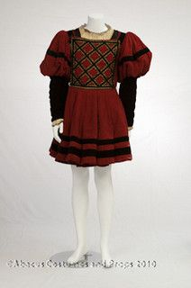 The Other Boleyn Girl coachman front by Abacus Costumes and Props, via Flickr