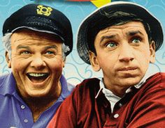 The Skipper and Gilligan