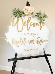 100 Boho Wedding Decor Finds You'll Love! | The Perfect Palette Calligraphy Signs, Wedding Calligraphy, Wedding Table, Our Wedding, Fish Wedding, Wedding Ideas, Green Wedding, Wedding Themes, Wedding Details