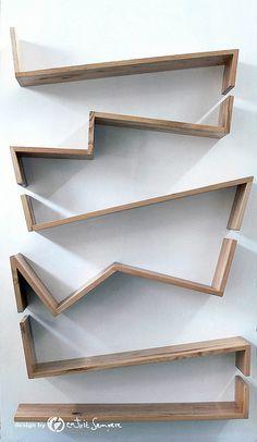 Libreria Zig Zag by Beatriz Sempere