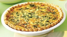 An outstanding quiche relies on a few simple elements: a creamy egg custard, buttery homemade crust, and flavorful cheese and vegetables.