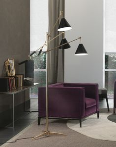 Sinatra Vintage Floor Lamp | Floor lamp, Lampshades and Lamp inspiration