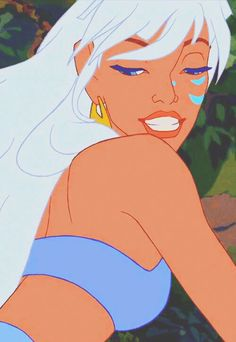 Kida, this picture makes her look so gorgeous