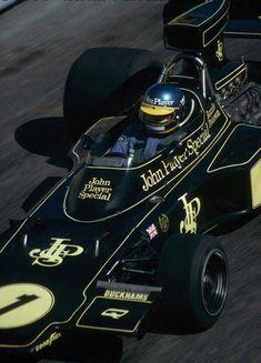 Ronnie Peterson Lotus 72E Monaco 1974
