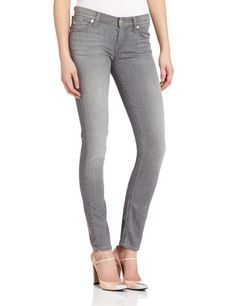 7 For All Mankind Women`s The Cigarette Slim Fit Jean
