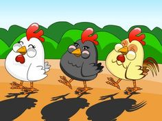 Quand trois poules vont aux champs--could use while teaching ordinal numbers French Teaching Resources, Teaching French, French Songs, French Kids, Core French, French Classroom, French History, French Immersion, French Teacher