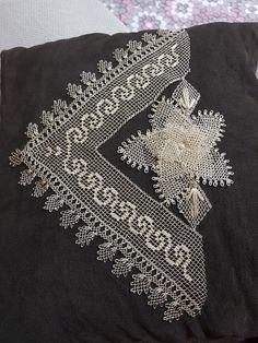 Crochet Hammock, Needle Lace, Abaya Fashion, Lace Making, Filet Crochet, Tatting, Knots, Engagement, How To Make
