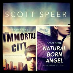 Immortal City and Natural Born Angel by Scott Speer