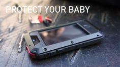 LUNATIK TAKTIK iPhone case by MINIMAL , via Behance