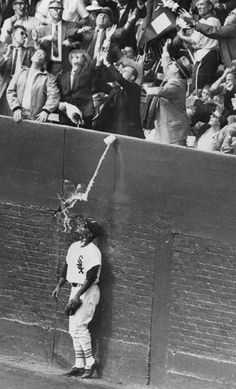 Al Smith - remembered for getting beer dumped on his head at the 1959 World Series Crosstown Classic, Swing, White Sox Baseball, Baseball Pictures, Home Team, Perfect Timing, Chicago White Sox, Los Angeles Dodgers, Baseball Players