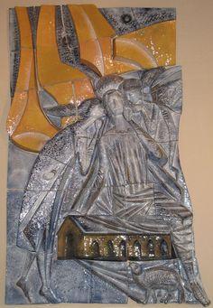 Giacomo Manzu, Annunciazione, Biancini Angelo