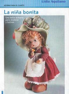 Bienvenidas Porcelana Fria Año 2005 Nº 25 - Lilicka Amancio - Web-albumi Picasa