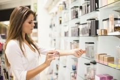 Before applying a fragrance, consider the people you will be around. Here are some tips on the etiquette of using perfumes, colognes, and body sprays.