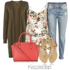 """""""Untitled #3060"""" by kezziedsp on Polyvore"""