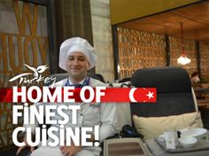 #THY #TurkishAirlines... widen your world...and enjoy the finest cuisine in the sky!