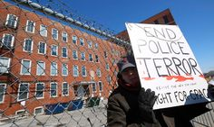 Resignation of Nicholas Roti, a veteran police officer who operated over the controversial police warehouse, comes as attorneys announce civil rights lawsuit