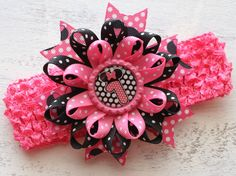 Minnie Birthday Hair Bow- Minnie Mouse Birthday Bow, Minnie Birthday Headband, Minnie Birthday Hair Clip, Minnie Mouse Birthday Party Bow by MaddieHatterBowtique on Etsy https://www.etsy.com/listing/232067203/minnie-birthday-hair-bow-minnie-mouse