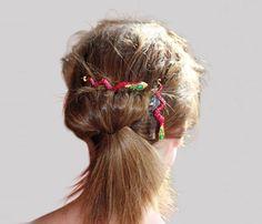 cool ponytails