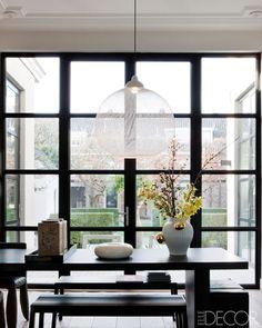 Netherlands Homes - Moooi Cofounder Casper Visser's House - ELLE DECOR