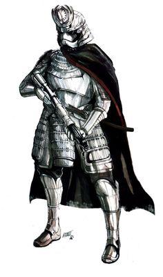 Nikolas A. Draper Ivey    5.Samurai Taichou Phasma