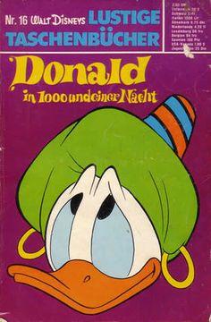 Donald in 1000 und einer Nacht