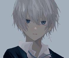 Anime Boy Hair, Anime Art Girl, Manga Cute, Cute Anime Boy, Yandere Manga, Manga Anime, Comic Book Layout, Anime Boy Zeichnung, Dark Anime Guys