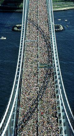 """NY Marathon. On my """"to run"""" list"""