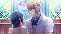 Chikage Kazama and Chizuru Yukimura - Hakuouki Sweet School Life