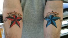 10.nautical star tattoo