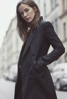 Tailored jacket | emma elwin