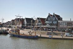 Volendam, Netherlands #Holland #Town #Awesome