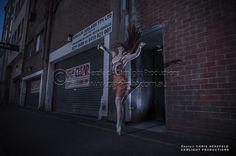Camlight Productions 10th Anniversary dance photo project Pt 4   Camlight Productions Website - Dancer Gabrielle Nankivell - photographer Chris Herzfeld