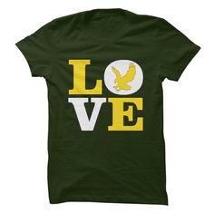 LOVE Your Eagles Tshirt & Hoodie | DonaShirts.com - Dare To Be Tshirts, Hoodies And Custom