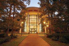 Our lovely University Center in The Woodlands - via http://bit.ly/epinner