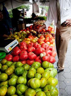 Union Square Farmer's Market | Gardenista